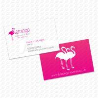 Flamingo - Business Card