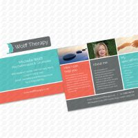 Wolff Therapy - Flyer