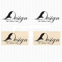 Design, Hair, Beauty, Nails - Logo
