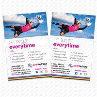 Printwhizz - Quater Page Flyer