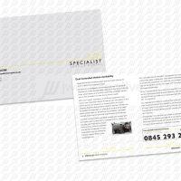 SVR - A5 4pp Leaflet