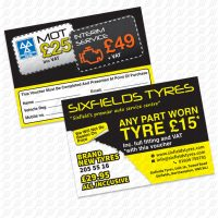 Tyre Leaflet