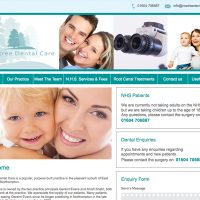 Rowtree Dental Care - Website