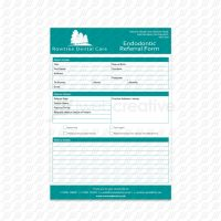 Rowtree Dental Care - Referral Form