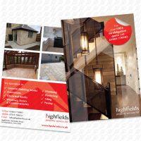 Highfields Property Services Ltd - Flyers