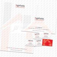Highfields Property Services Ltd - Corporate Stationery