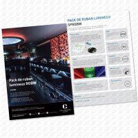 Collingwood Lighting - SPRGBW Sales PDF French Version