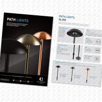 Collingwood Lighting - Spike Lights Sales PDF English Version