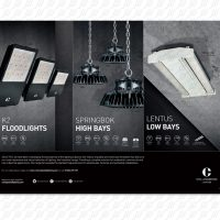 Collingwood Lighting - Industrial A3 Counter Top Promo